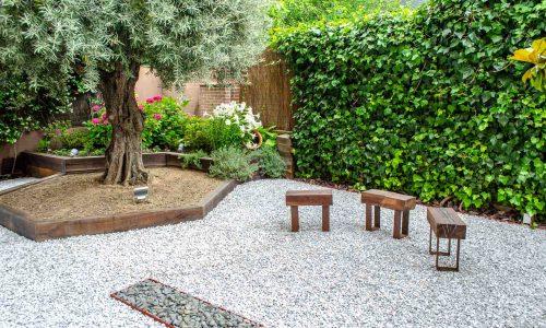 Jardín Arturo Soria